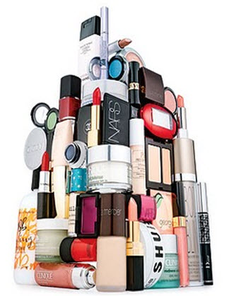 makeup, cosmetics, beauty, tag, seven sins of beauty
