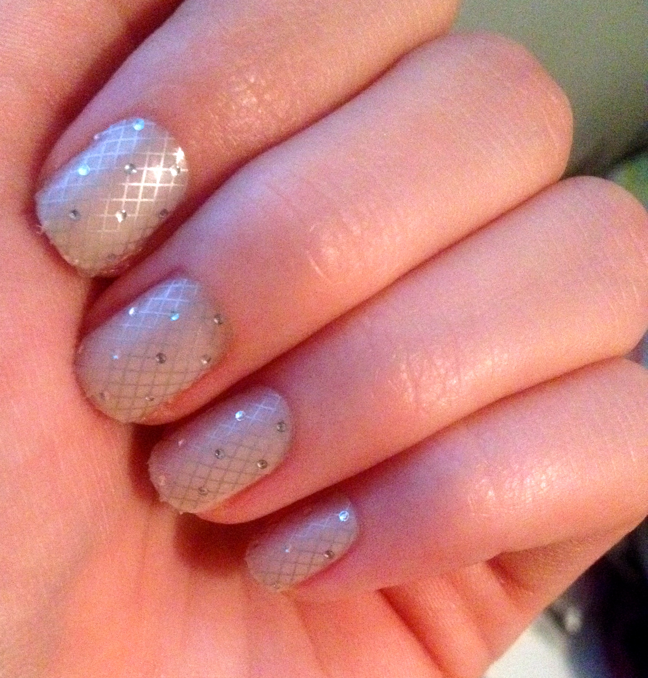 Nails Full Coverage Beauty