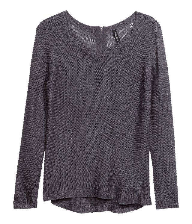 fall, fashion, sweaters, winter, H&M