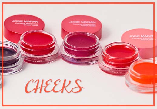 cheek makeup, favorites, josie maran coconut cheek gelee, makeup, cosmetics