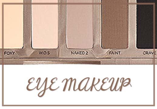 eye makeup, urban decay basics, favorites, makeup