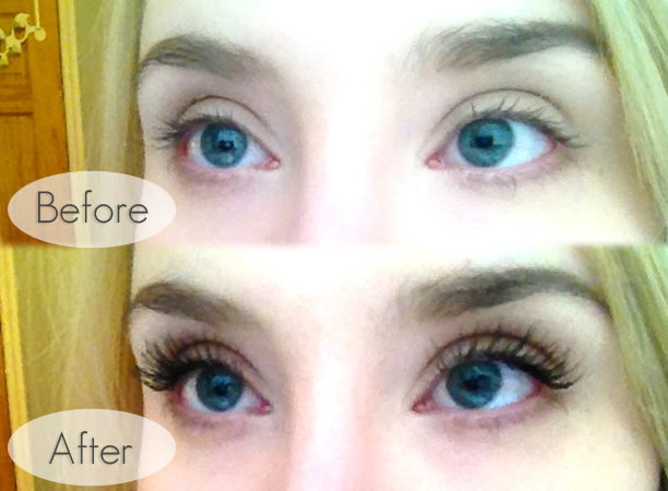 rimmel london scandaleyes lycra flex, mascara, review, before & after, fotd